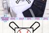 Baseball Bat SVG, Baseball SVG, Baseball Diamond SVG example image 2