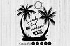 Sunny toes sunkissed nose  SVG Cut file   Summer  cricut example image 1