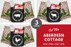 Farmhouse Christmas Kitchen Pot Holder Bundle - SVGs example image 1