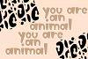 Cheetah - A Layered Cheetah Print Trio example image 3