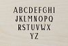 Montrell Serif Typeface example image 2