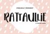 Rattaullie - A Sweet Sans example image 1