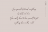 Willion Calligraphy Font example image 5