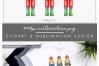 Watercolour Nutcracker - Sublimation PNG Clipart example image 3