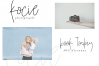 Sophisticated Outfit - A Chic Handwritten Font example image 4