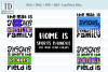 Home Is - Sports Bundle, SVG, Sublimation, Printables example image 1