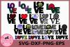 Love SVG, Love Monogram svg, Love File svg, Valentine Svg example image 1