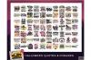 Ultimate Halloween SVG Bundle Vol. 1 & Vol. 2 in SVG & DXF example image 9