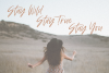 Fall Harvest - A Handwritten Script Font with extras! example image 12