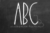 Chalkful - A Handmade Chalk Font example image 2