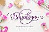 Ashadiya | New Calligraphy example image 1