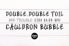 """""""Wickedly"""" a Decorative Halloween OTF Font Family example image 5"""