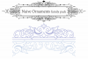 Naive Ornaments Family Pack (seven fonts) example image 8