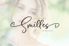 Smilles Script Font example image 1
