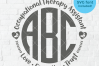 Occupational Therapy Assistant svg, Occupation OTA monogram example image 2