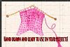 28 Knitting And Winter Clothes Watercolor Graphics example image 3