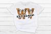 West Virginia WV State Leopard Bundle example image 4