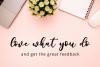 marlita -beautiful font- example image 8