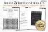 Wedding invitations layout pack example image 5