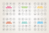 77 Off - Circle Icons Big Bundle example image 2
