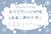 Christmas Mornings | Winter & Christmas Font with Extras example image 4