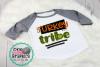 Turkey Tribe svg,thanksgiving svg,tribe svg,kids svgs example image 1