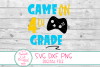 Back To School SVG Bundle, First Day At School SVG, Game On example image 8