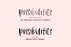 Possibilities - A Fun Handwritten Font example image 4