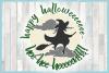 Happy Halloweeeee-hee-hee-heeeeen Quote SVG example image 3