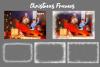 67 Christmas, overlays, photoshop PNG backdrop snow globe example image 5