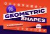 96 Geometric shapes & logo marks VOL.2 example image 1