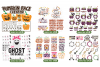 Ultimate Halloween SVG Bundle Vol. 1 & Vol. 2 in SVG & DXF example image 4