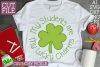 My Students are my Lucky Charms - St Patrick's Day SVG File example image 1