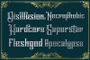 Jailetter Typeface example image 5