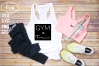 Gym Tonic - A Fitness SVG Cut File example image 2