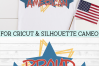 Proud American Patriotic SVG example image 3