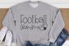 Football - Football Grandma SVG example image 2
