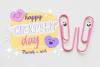 Gummy gum - script and cartoon font example image 5