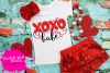 The Valentine Bundle - Valentine's Day SVG Bundle example image 14