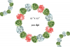 Watercolor Succulents Cliparts, Floral Wreath Wedding example image 5