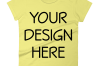 Anvil 880 Ladies Fit T-Shirt Mockups - 17 | PNG|3000x3000px example image 16