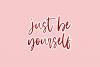 Krispy Panda - Lovely Handrawn Font example image 7