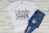 Shark Family - Shark Bundle SVG example image 6