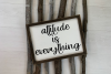 Attitude - A Hand-Lettered Script Font example image 3