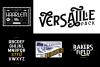 Vintage Font Bundle | 49 Fonts in 1 example image 3
