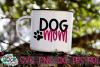 Dog Mom - A Pet SVG example image 1