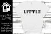 Little Sorority Family SVG Design example image 1