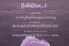Bellattrix - A Modern Script Font example image 13