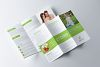 Health & Care Trifold Brochure example image 4