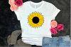 Sunflower SVG bundle   Floral bundle SVG example image 3